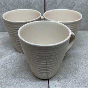 Set of 3 Royal Stanford Olivia Barry spool mugs